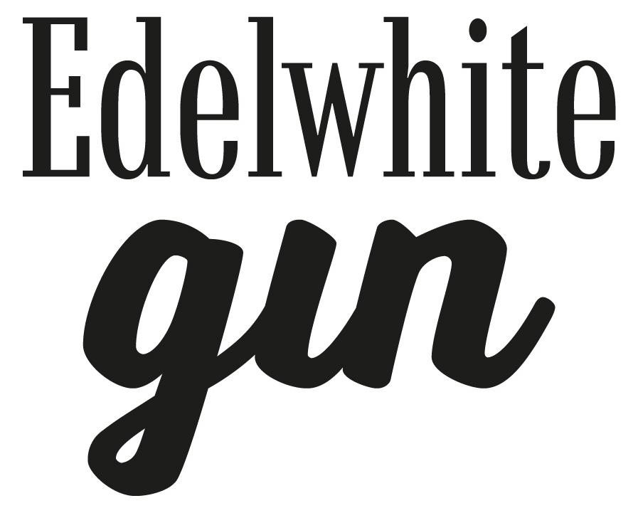 Logotip Edelwhite gin