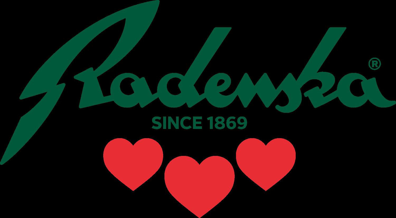 Radenska - logo