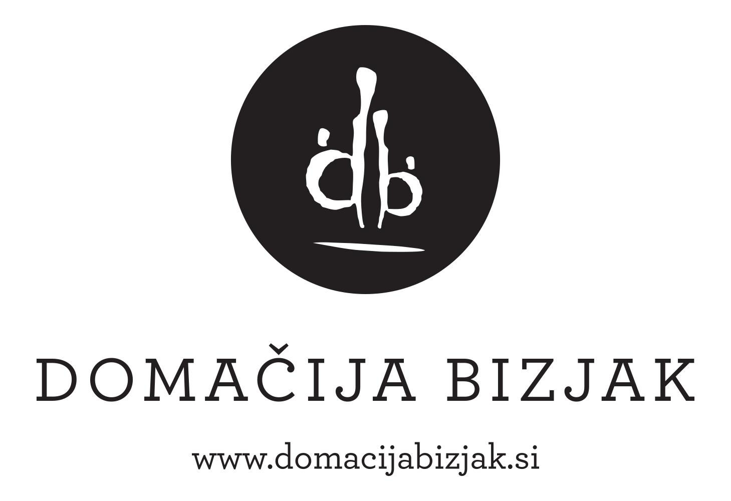 Domačija Bizjak - logo