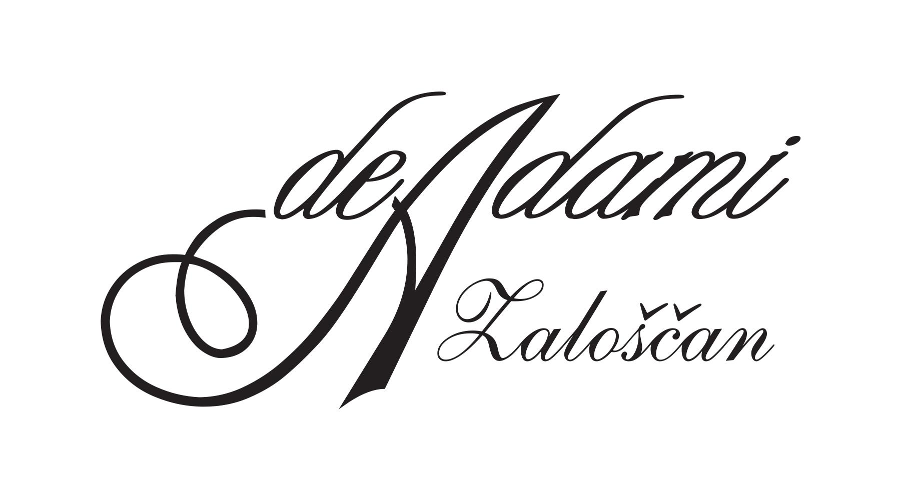 de Adami Zaloščan - logo